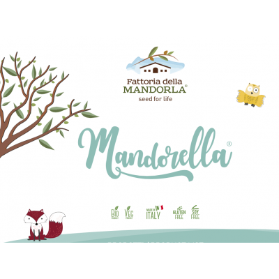 Mandorella spalmabile naturale 180 gr