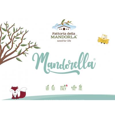 Mandorella spalmabile con erba cipollina 180 gr