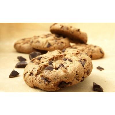 Biscotti vegan con fiocchi di avena e cioccolato 350 g