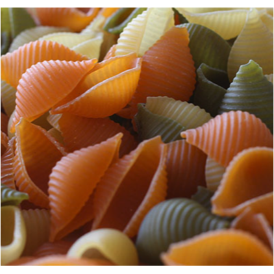 Conchiglie alle 4 lenticchie mix 225g