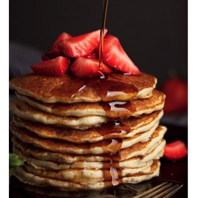 Preparato per pancake proteico a base di cereali e semi germogliati