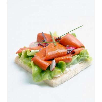 Solmon® l'affettato vegetale gourmet gusto mare 120g
