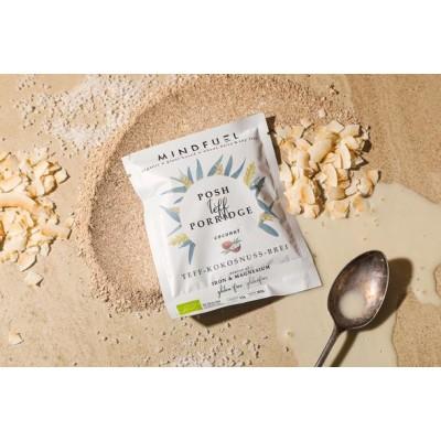 Porridge di Teff con cocco di MINDFUEL 53g