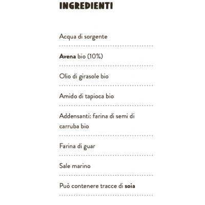 """""""Crema"""" di avena da cucina biologica - 200 ml"""
