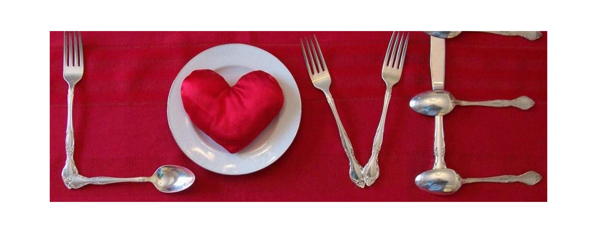Menu Vegano per San Valentino